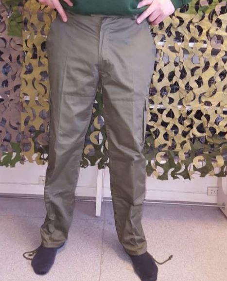 bukse m-65 grønn