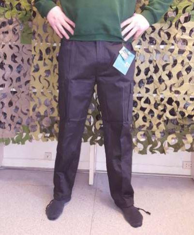 bukse m-65 svart