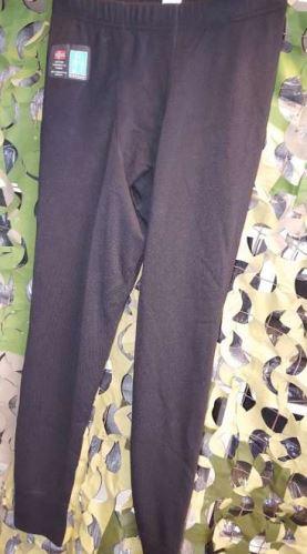 Bilde: ullfrotte bukse stilongs merinoull