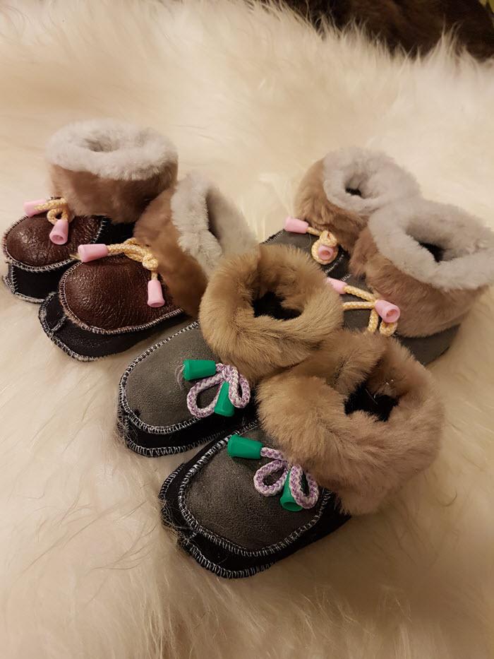 Babytøfler